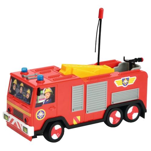 Пожарный автомобиль Dickie Toys Пожарный Сэм Юпитер (3099612) 1:24 22 см красныйРадиоуправляемые игрушки<br>
