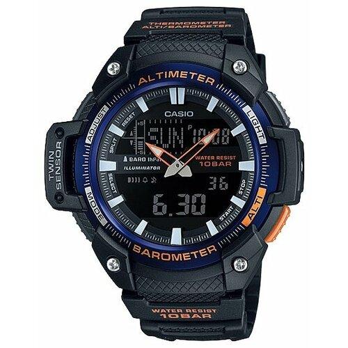 Наручные часы CASIO SGW-450H-2B цена 2017