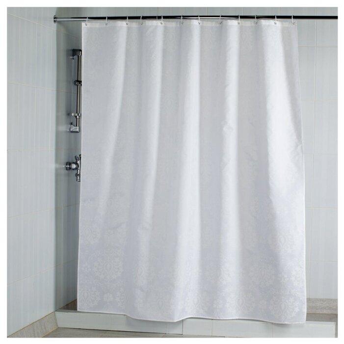 Штора текстильная для ванны и душа Aquarius «Зимний сон», 180х200 см