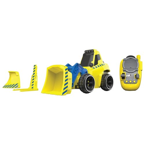 Бульдозер Silverlit Tooko (81483) желтыйРадиоуправляемые игрушки<br>