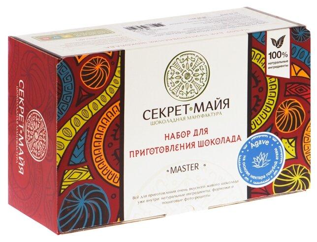 Набор для приготовления шоколада Секрет Майа Master Agave 720 г