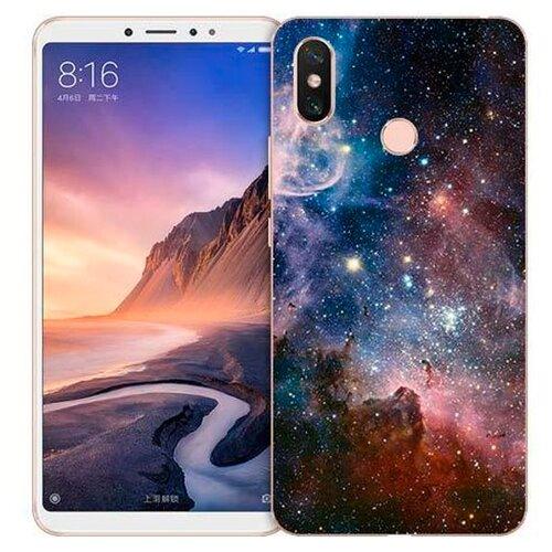 Купить Чехол Gosso 726362 для Xiaomi Mi Max 3 космос