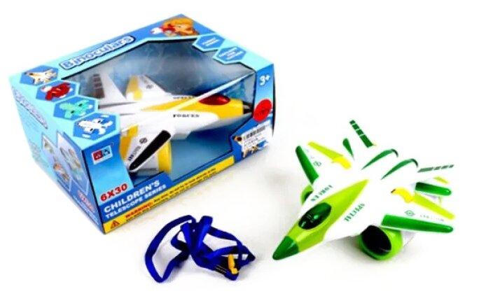 Бинокль Наша игрушка Истребитель 4033A