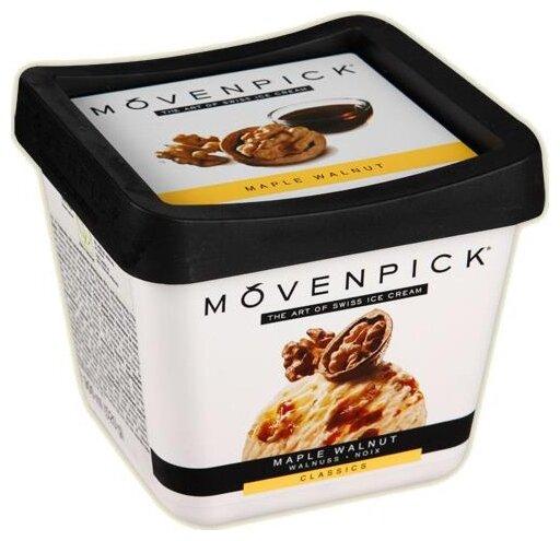 Мороженое сливочное Movenpick грецкий орех 525 г, 525 г.