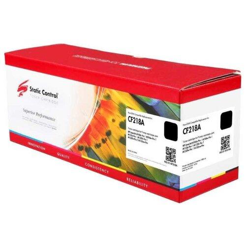 Фото - Картридж Static Control CF218A, совместимый free shipping 702ms generator control 702 manual start