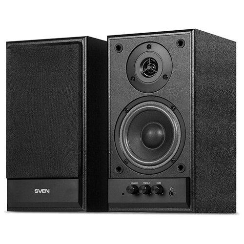 цена на Компьютерная акустика SVEN SPS-702 черный