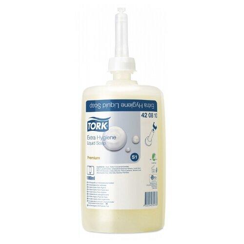 Мыло жидкое Tork Premium S1 гигиеническое, 1 л