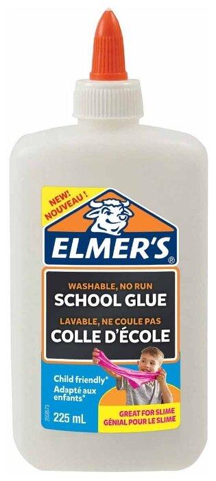 Elmer's Клей ПВА School Glue белый 225 мл