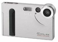 Фотоаппарат CASIO Exilim Card EX-S1