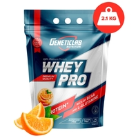 Протеин Geneticlab Nutrition Whey Pro (2100 г)