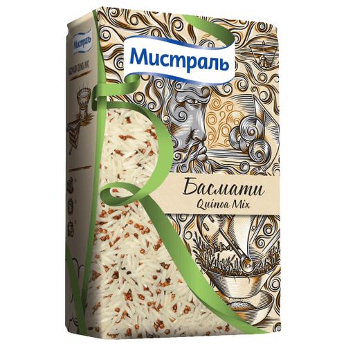Мистраль Смесь круп Басмати Quinoa Mix 500 гДругие виды круп<br>
