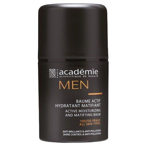 Academie Активный увлажняющий матирующий бальзам Men 50 мл