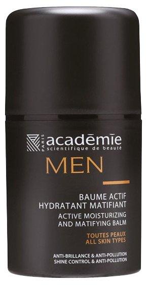 Academie Активный увлажняющий матирующий бальзам Men