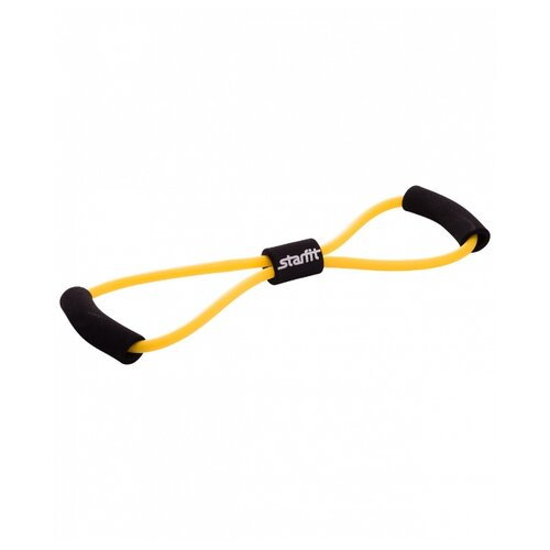 Эспандер универсальный Starfit ES-603 (7х11х1000 мм) 44 х 11.2 см желтый эспандер star fit многофункциональный es 602 6 х 9 х 1400 желтый