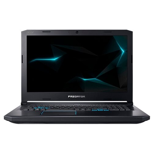 Ноутбук Acer Predator Helios 500 (PH517-61-R9MZ) (AMD Ryzen 7 2700 3200 MHz/17.3/1920x1080/24GB/1512GB HDD+SSD/DVD нет/AMD Radeon RX Vega 56/Wi-Fi/Bluetooth/Windows 10 Home) черныйНоутбуки<br>