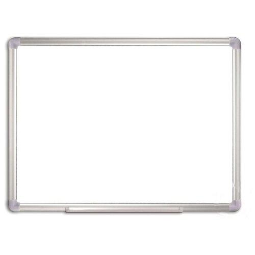 Купить Доска магнитно-маркерная STAFF 235461 (45х60 см) белый/хром, Доски