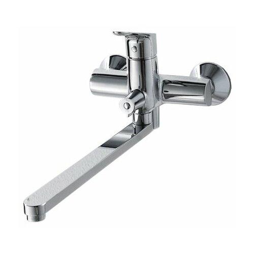 Смеситель универсальный Bravat Drop F64898C-L однорычажный смеситель для ванны bravat drop f64898c l универсальный хром