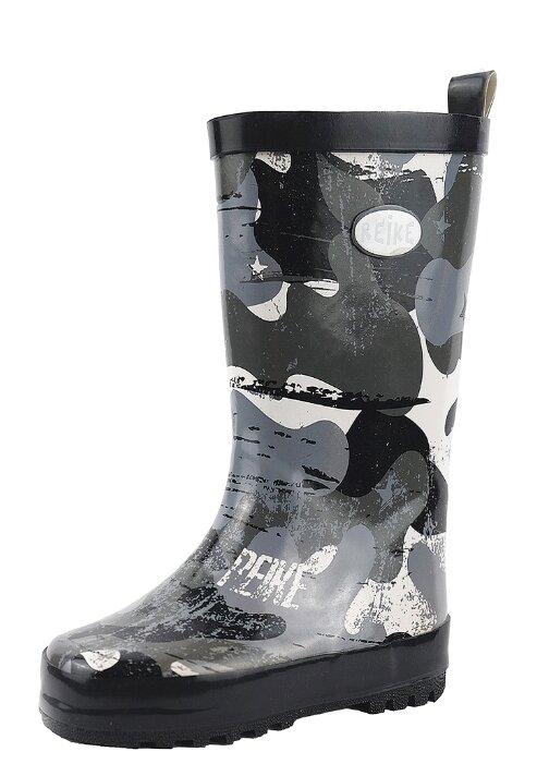 Резиновые сапоги Reike размер 35, черный
