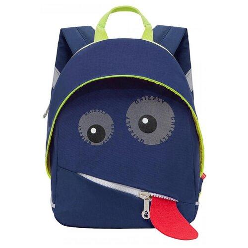 Купить Grizzly Рюкзак (RK-075-1), синий, Рюкзаки, ранцы