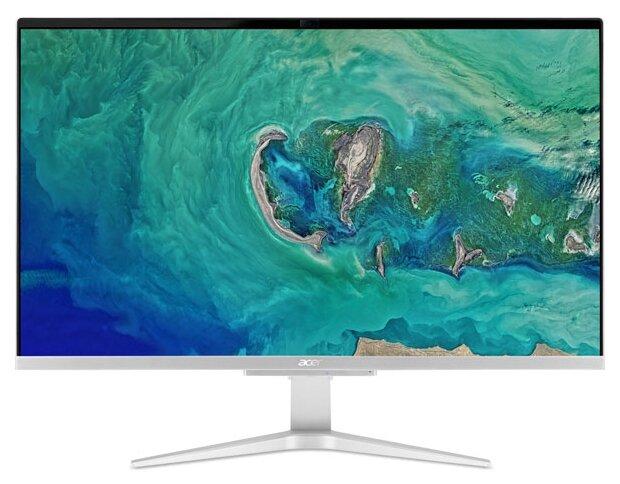 """Моноблок 27"""" Acer Aspire C27-865 — 4 предложения — купить по выгодной цене на Яндекс.Маркете"""