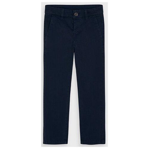 Купить Брюки Mayoral размер 92, 086 темно-синий, Брюки и шорты