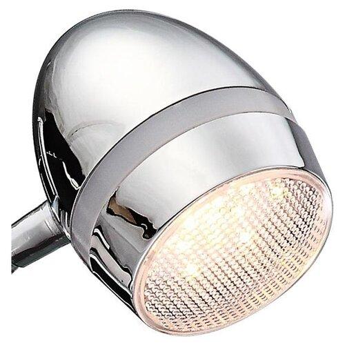 Настольная лампа на прищепке светодиодная Globo Lighting MANJOLA 56206-1K, 3 Вт