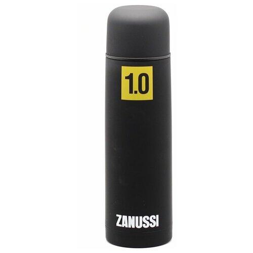 Классический термос Zanussi Cervinia, 1 л черный
