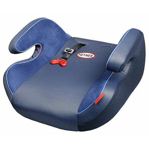 Фото - Бустер группа 2/3 (15-36 кг) Heyner SafeUp XL Comfort, Cosmic Blue автокресло бустер heyner safeup fix xl красный солнцезащитные шторки в подарок