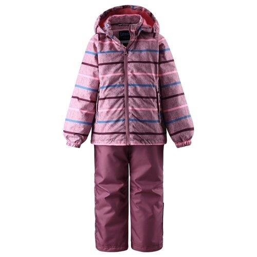 Комплект с брюками Lassie размер 92, розовыйКомплекты верхней одежды<br>