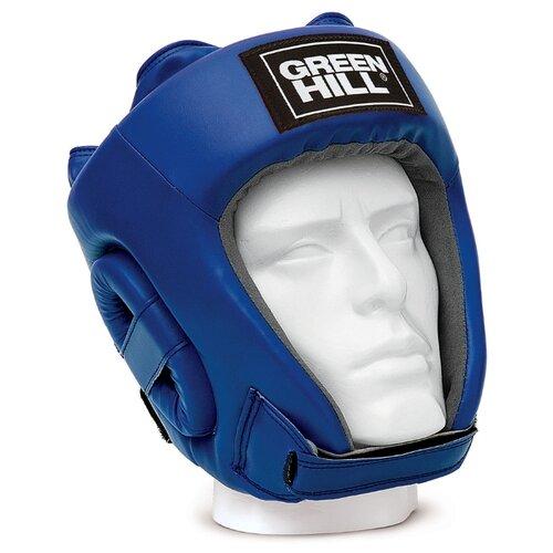 Шлем боксерский Green hill HGT-9411, р. L