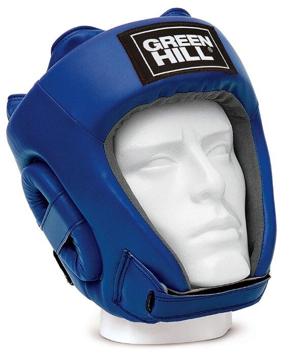 Green Hill Шлем открытый Training HGT-9411, красный M