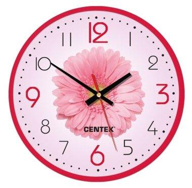Часы настенные кварцевые CENTEK CT-7105