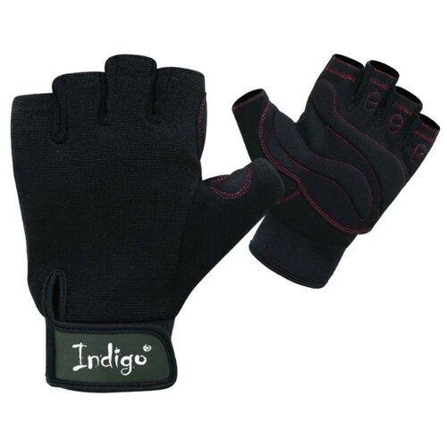 Перчатки Indigo SB-16-1575 черный XXL