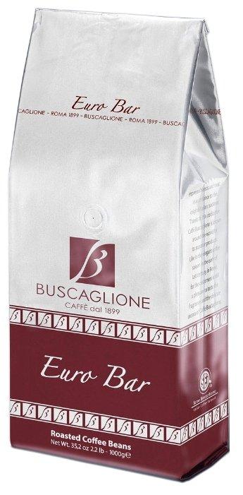 Кофе в зернах Buscaglione Euro Bar