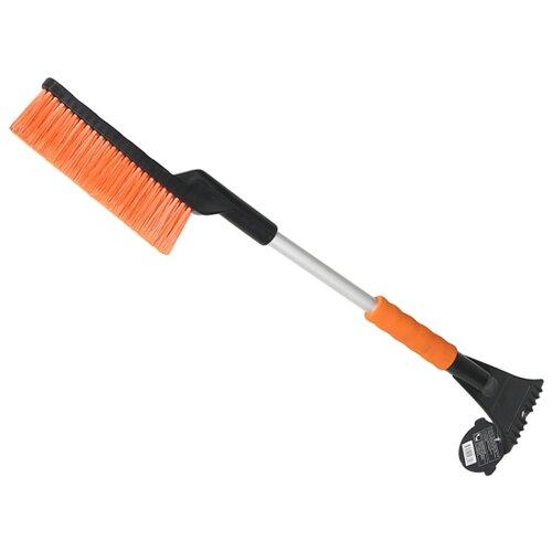 Фото - Щетка-скребок Автостоп AB-2205 оранжевый/черный щетка скребок fiskars snowxpert 1019352 белый оранжевый