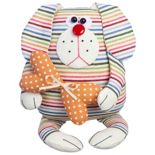 Купить Малиновый слон Набор для изготовления мягкой игрушки Пёс Лучик (ТК-002), Изготовление кукол и игрушек