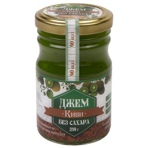 Джем Русские традиции Киви без сахара 210 г