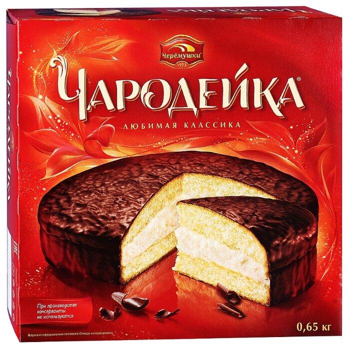 Торт Черемушки Чародейка 650г