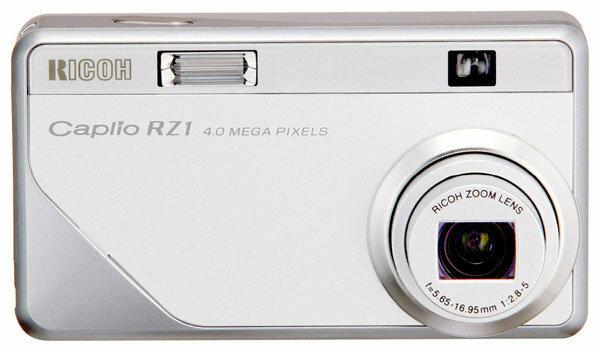 Фотоаппарат Ricoh Caplio RZ1