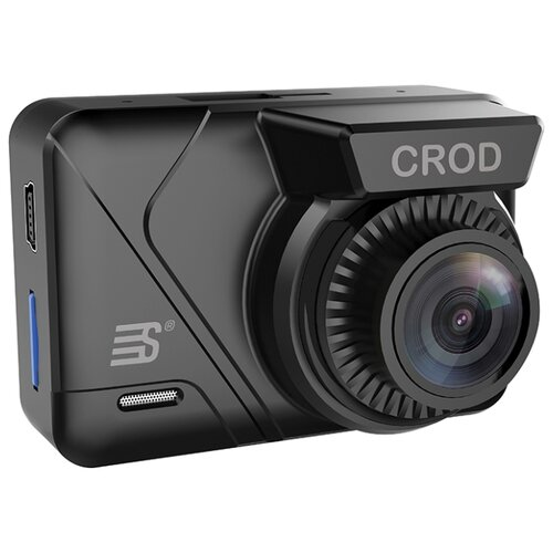 Видеорегистратор SilverStone F1 CROD A87-WiFi, GPS черно-серый