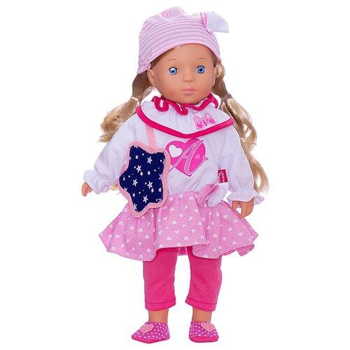 Купить Интерактивная кукла Dimian Bambina Bebe Miss Anna, 40 см, BD1363NRU-M37, Куклы и пупсы