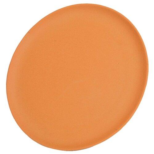 Фото - Fissman Тарелка плоская 28 см оранжевый fissman тарелка плоская 28 см