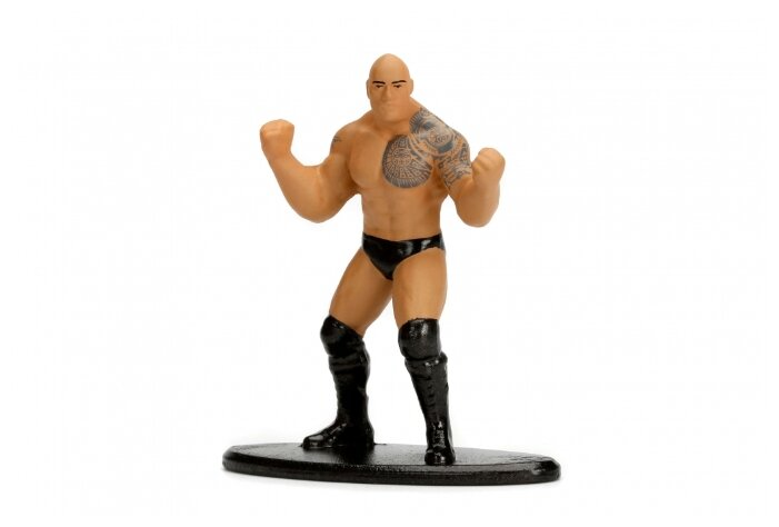 Jada Toys WWE - The Rock W3