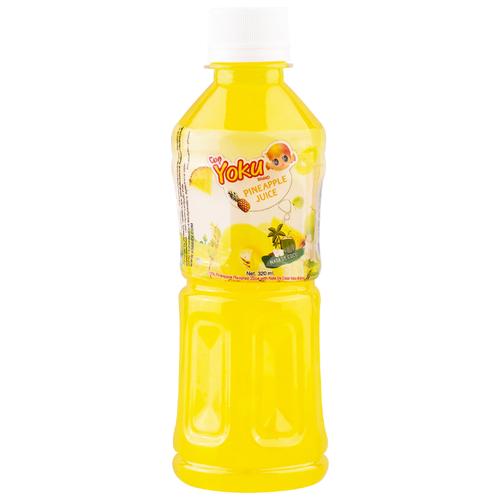 Напиток сокосодержащий YOKU Ананас, 0.32 лСоки, нектары, морсы<br>