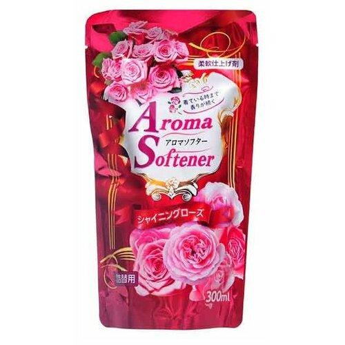 Rocket Soap Кондиционер для белья с ароматом розы, 0.3 л, пакет
