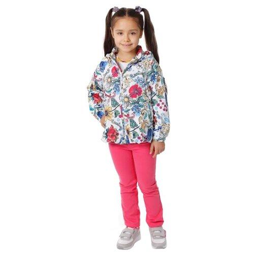 Ветровка V-Baby 56-034 размер 134, мультицветКуртки и пуховики<br>