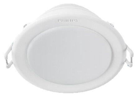 Встраиваемый светильник Philips 59449 MESON 105 915005746901, белый
