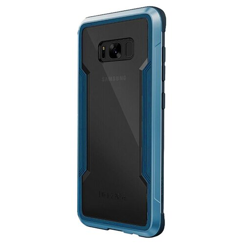 Чехол X-Doria Defense Shield для Samsung Galaxy Note 8 синийЧехлы<br>