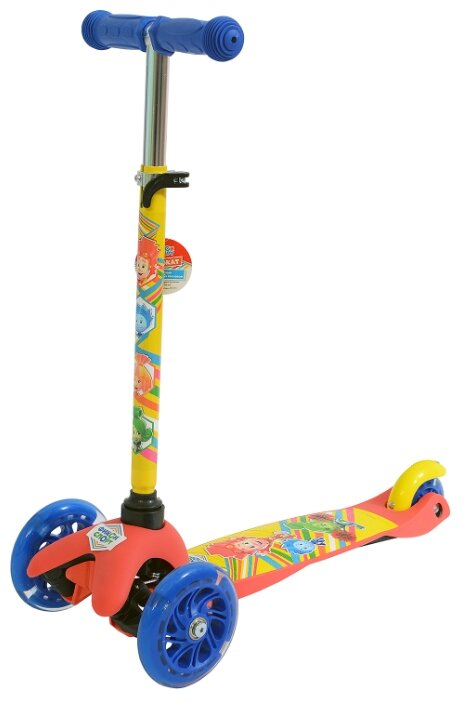 Кикборд Shantou City Daxiang Plastic Toys MINI203 Фиксики