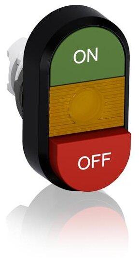 Передняя часть (головка) нажимной кнопки ABB 1SFA611143R1103